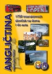 Angličtina nejen pro řidiče - 1750 interaktivních slovíček na doma i do auta