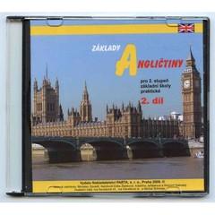 Základy angličtiny 2.díl - zvuková nahrávka na CD