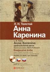 Anna Karenina (kniha + MP3)