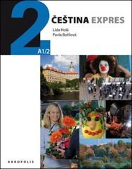 Čeština expres 2 (A1/2) - anglická verze + CD