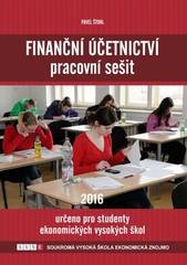 Finanční účetnictví 2016 - pracovní sešit