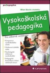 Vysokoškolská pedagogika - Pro odborné vzdělávání