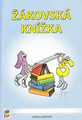 Žákovská knížka pro 3. až 9.ročník - klasické členění (modrá)