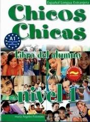 Chicos Chicas 1 - Libro del alumno (učebnice)