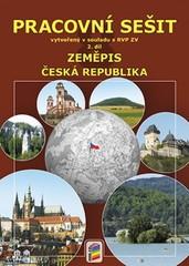 Zeměpis 8.r. 2.díl Pracovní sešit (Česká republika)