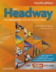 New Headway Pre-intermediate 4.vyd. Maturita Student´s Book (učebnice)
