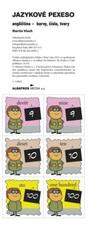 Jazykové pexeso - angličtina - barvy, čísla, tvary