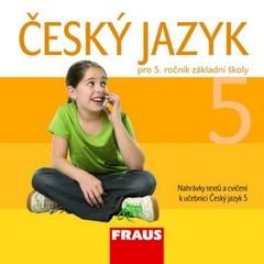 Český jazyk 5.r. ZŠ - CD