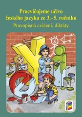 Procvičujeme učivo českého jazyka ze 3.–5. ročníku