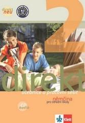Direkt NEU 2 - Němčina pro SŠ - učebnice a pracovní sešit + audio CD