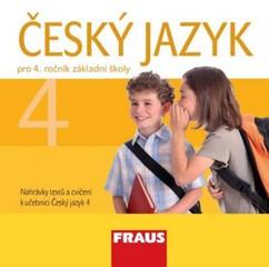 Český jazyk 4.r. ZŠ - CD