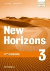 New Horizons 3 Pracovní sešit se slovníčkem
