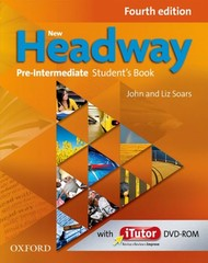 New Headway Pre-intermediate 4.vyd. Student´s Book + iTUTOR DVD-ROM (učebnice)