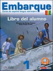 Embarque 1 Libro del alumno (učebnice)
