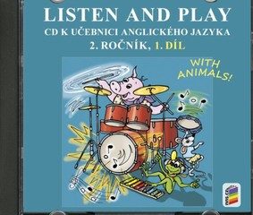 Listen and play WITH ANIMALS 2.r.1.díl (audio CD)