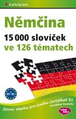 Němčina - 15 000 slovíček ve 126 tématech
