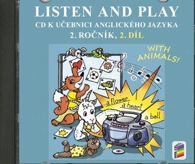 Listen and play WITH ANIMALS 2.r.2.díl (audio CD)