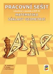 Matematika 6.r. - Základy geometrie (pracovní sešit)