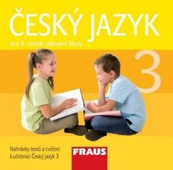 Český jazyk 3.r. ZŠ - CD