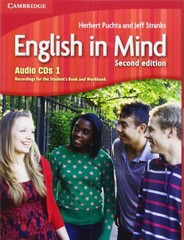 English in Mind 2nd Edition Level 1 Class Audio CDs (3)