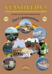 Vlastivěda 5.r. - učebnice (Česká republika jako součást Evropy)