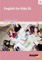 English for Kids III. - Angličtina pro nejmenší