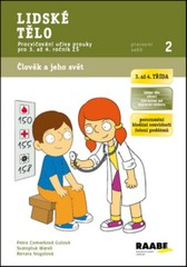 Lidské tělo - Pracovní sešit 2 pro 3. až 4.ročník ZŠ