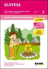 Slovesa - Pracovní sešit 2 pro 3. až 4. ročník ZŠ