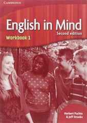 English in Mind 2nd Edition Level 1 Workbook (pracovní sešit)