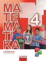 Matematika se Čtyřlístkem 4 - učebnice pro 4.ročník ZŠ