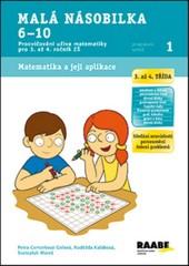 Malá násobilka 6-10 - Pracovní sešit 1 pro 3. až 4. ročník ZŠ