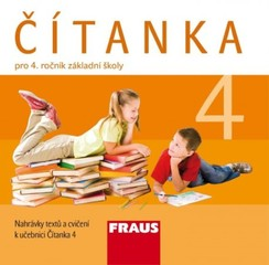 Čítanka 4.r. ZŠ - Audio CD
