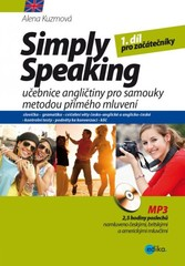 Simply Speaking - učebnice angličtiny pro samouky metodou přímého mluvení