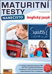 Maturitní testy nanečisto - Anglický jazyk