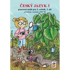 Český jazyk 3.r. pracovní sešit 1.díl