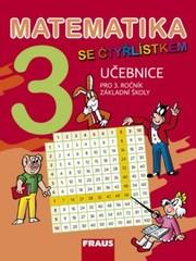 Matematika se Čtyřlístkem 3 - učebnice pro 3.ročník ZŠ