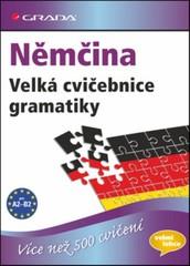 Němčina - Velká cvičebnice gramatiky