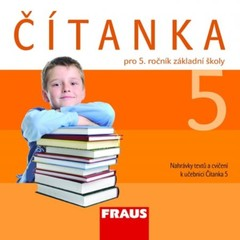 Čítanka 5.r. ZŠ - Audio CD