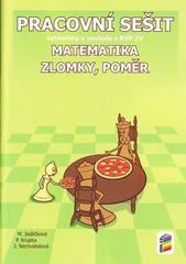 Matematika 7.r. - Zlomky, poměr (pracovní sešit)
