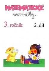 Matematické rozcvičky 3.r. 2.díl - příklady k procvičování