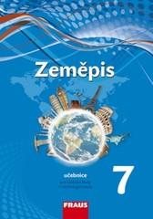Zeměpis 7.r. - učebnice (nová generace)