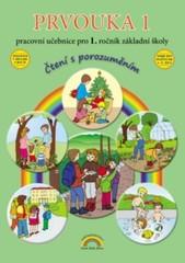 Prvouka 1.r. ZŠ - Pracovní učebnice (Čtení s porozuměním)