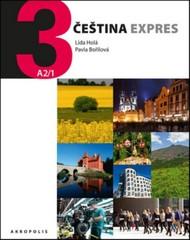 Čeština expres 3 (A2/1) - německá verze + CD
