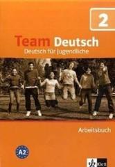 Team Deutsch 2 - Arbeitsbuch (pracovní sešit)
