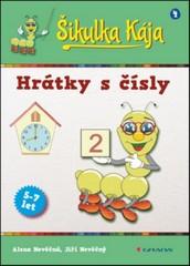 Šikulka Kája - Hrátky s čísly (5-7 let)