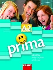 Prima 3.díl - učebnice (A2)