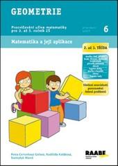 Geometrie - Pracovní sešit 6 pro 2. a 3. ročník ZŠ