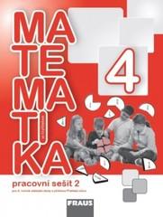 Matematika se Čtyřlístkem 4 - pracovní sešit 2 pro 4.ročník ZŠ