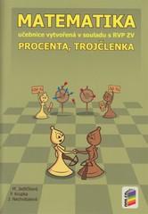 Matematika 7.r. - Procenta, trojčlenka (učebnice)