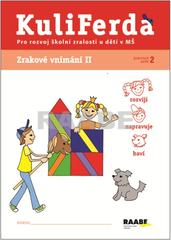 KuliFerda - Zrakové vnímání II (pracovní sešit 2)
